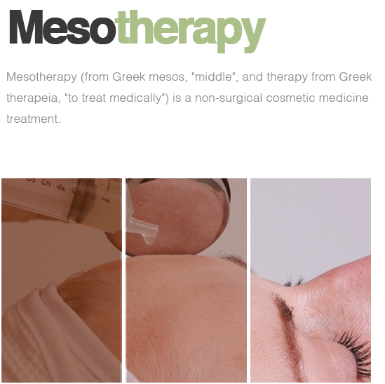 Mesotherapy skin therapy marbella